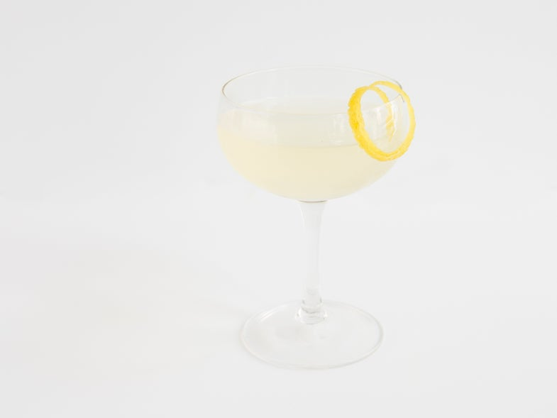 99 Problems Cocktail