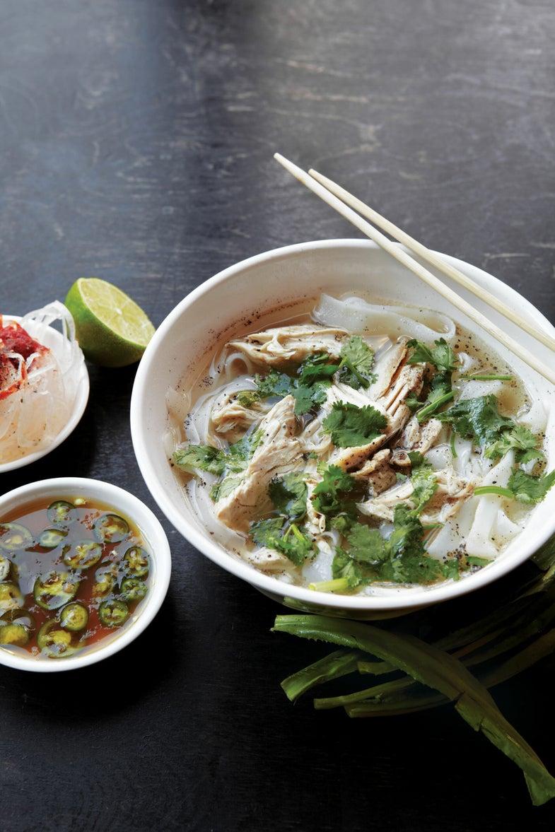 Danny Bowien's Hanoi-Style Breakfast Pho