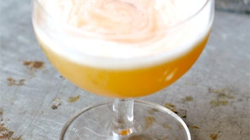 Melisse Whiskey Sour