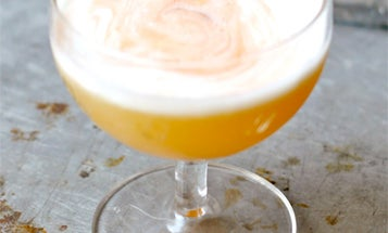 Friday Cocktails: The Mélisse Whiskey Sour