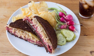 Who Really Invented the Reuben?
