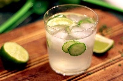 Cucumber Gin Cooler