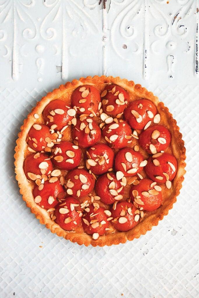 """""""Apricot-Almond"""