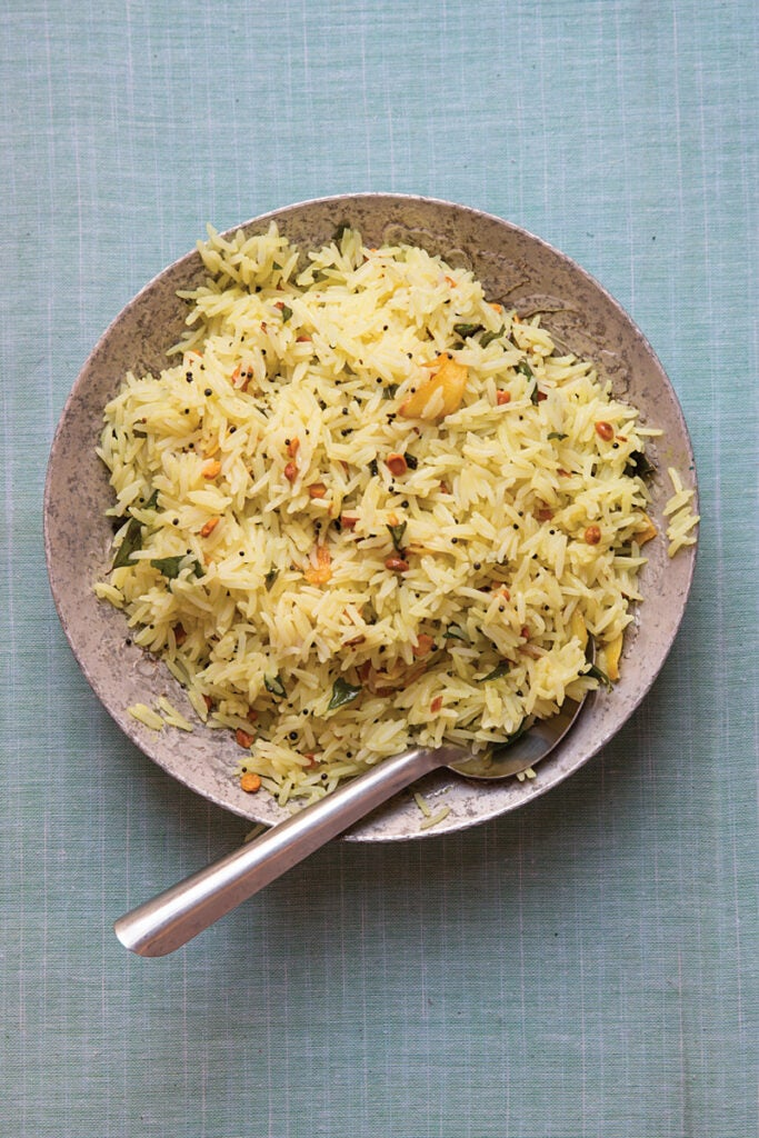 Indian Curd Rice