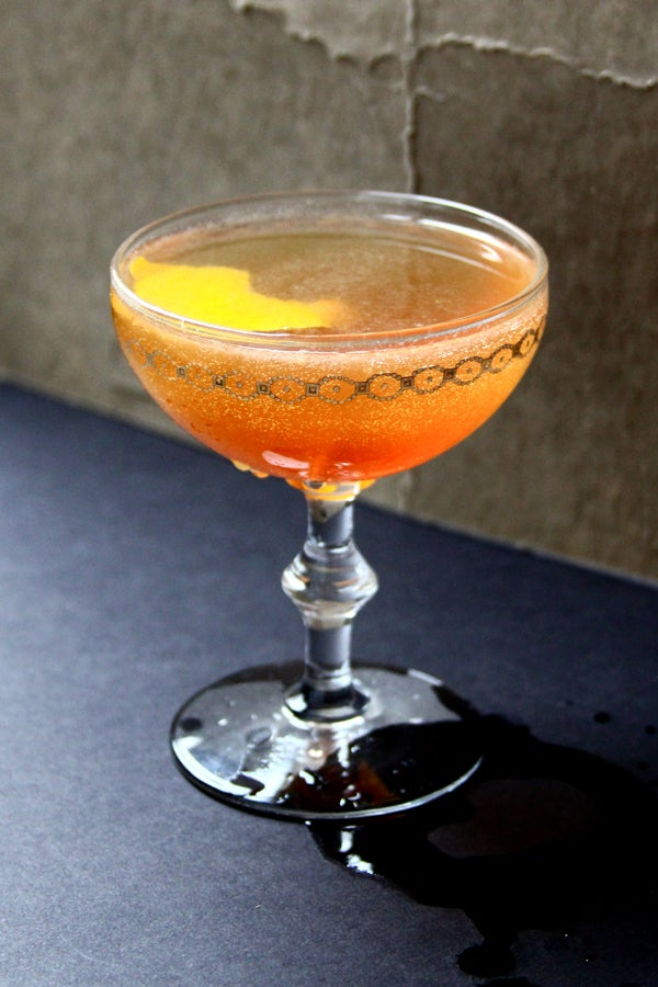 Friday Cocktails: The Champs-Élysées