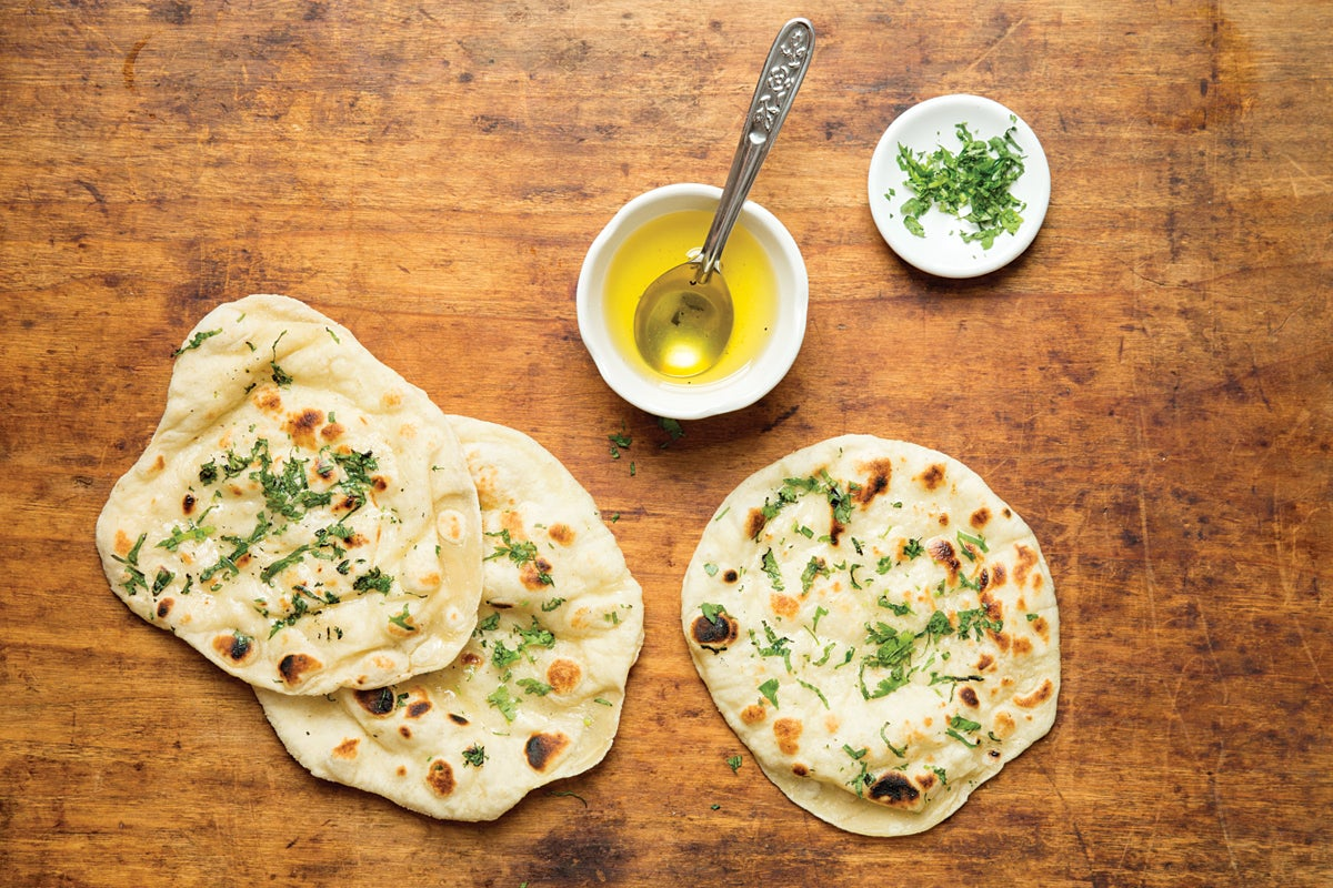 How to Make Naan