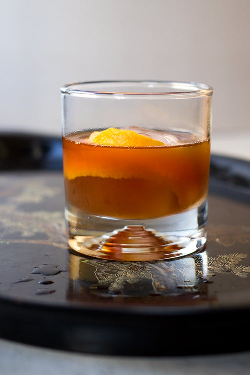 Japanese old-fashioned