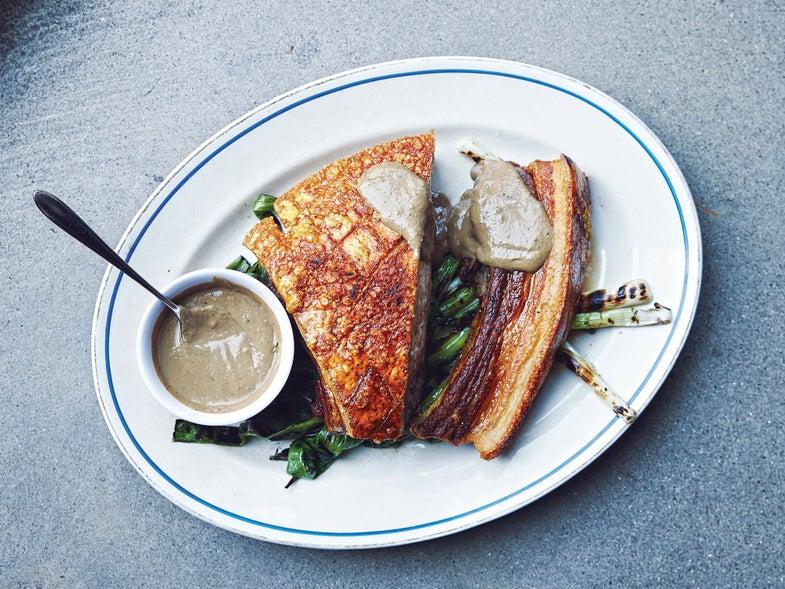 Lechon Roast Pork Belly