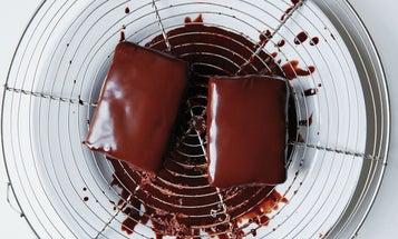 Frozen Chocolate Mousse (Marquise au Chocolat)
