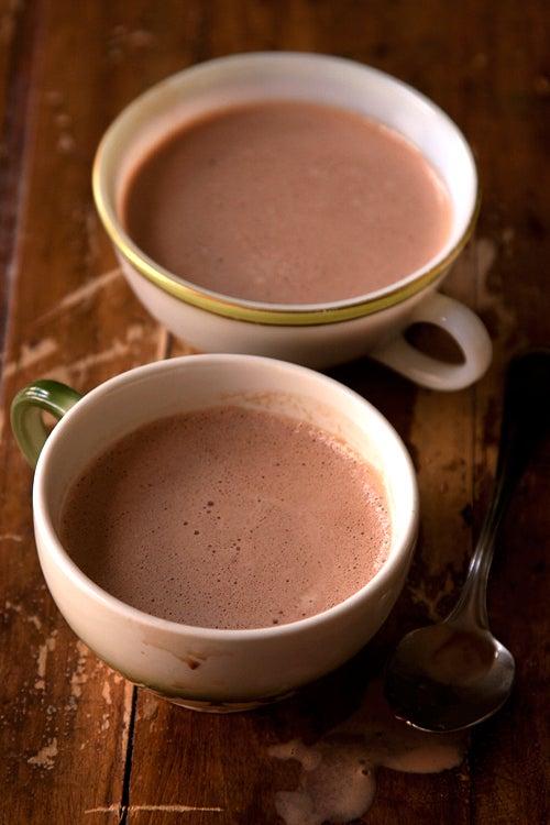 Honeyed Hot Cocoa
