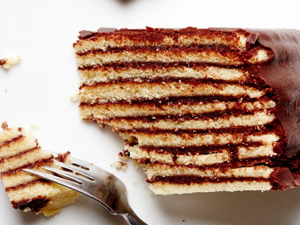 Classic Smith Island Cake recipe