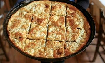 Pie in the Sky: Epirus' Famous Feta Tart