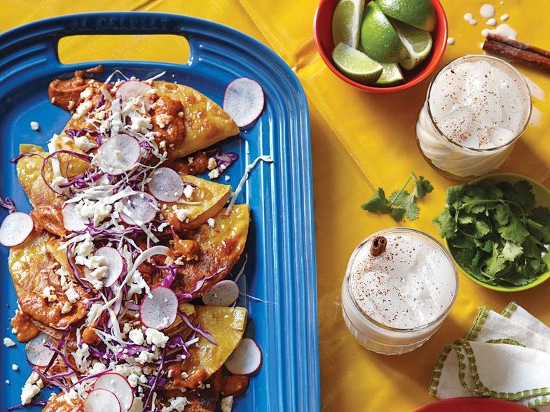 Tacos de Papa Hwy 99 (Potato Tacos)