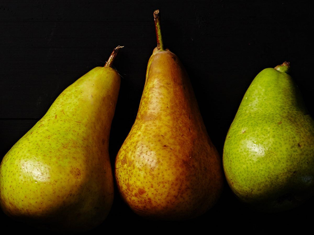 Spiced Pear Syrup