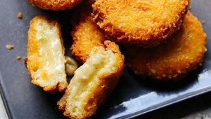 Malakoffs (Swiss Fondue Fritters)