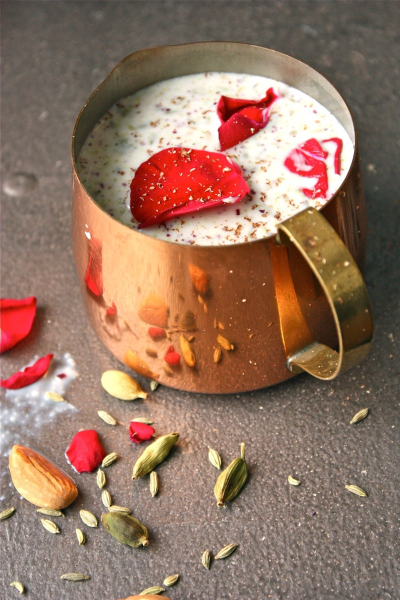 Indian Thandai for Melon Recipes