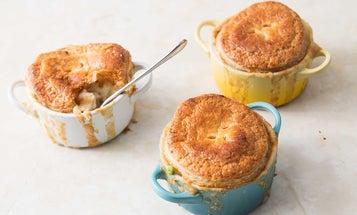 Chicken Pot Shepherd's Pie