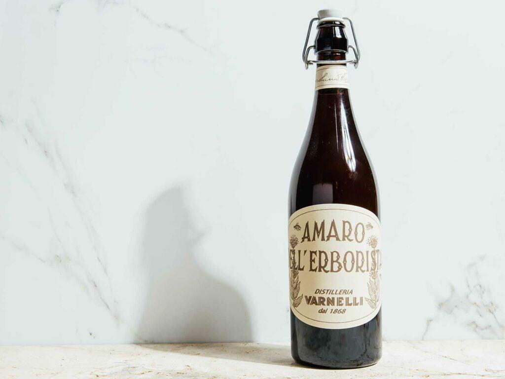 Unfiltered Amaro