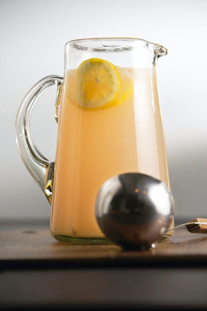 Vodka Lavender Thyme Lemonade
