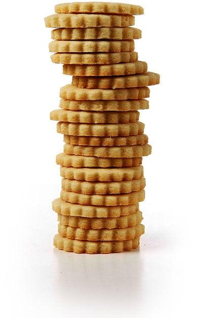 Shortbread Cookies (Punitions)