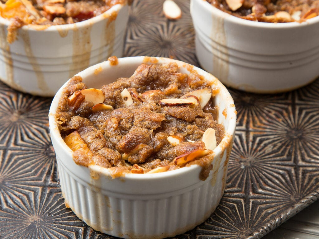 Peach Cobbler for 4th of July Recipes