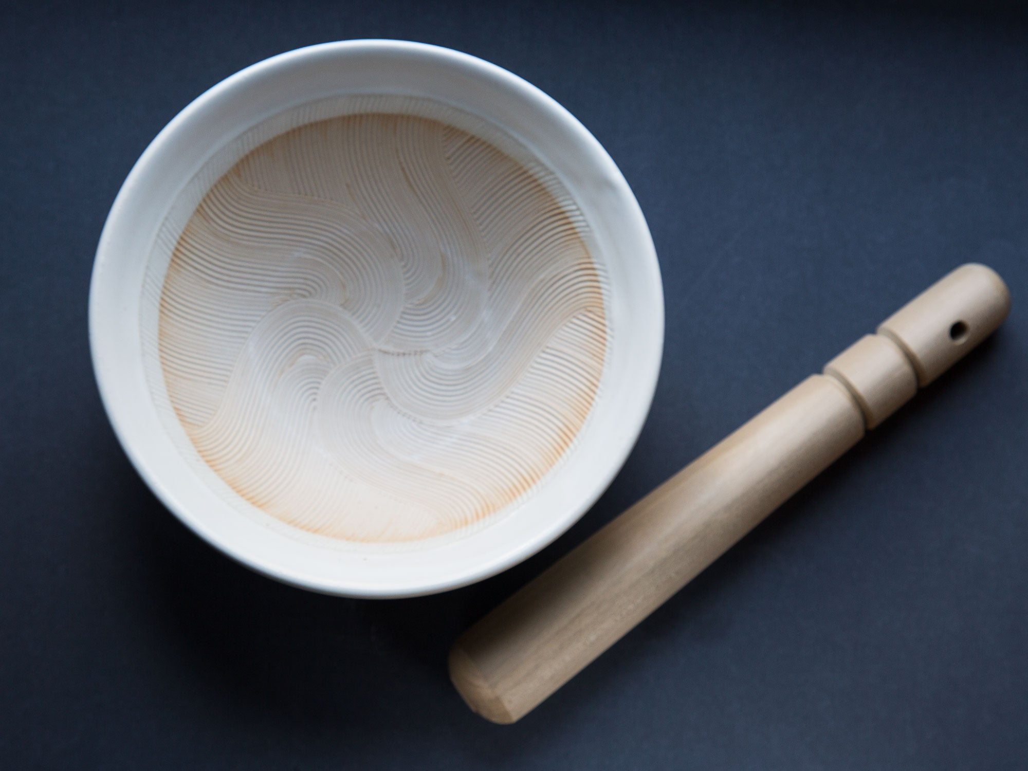 Japanese Mortar and Pestle