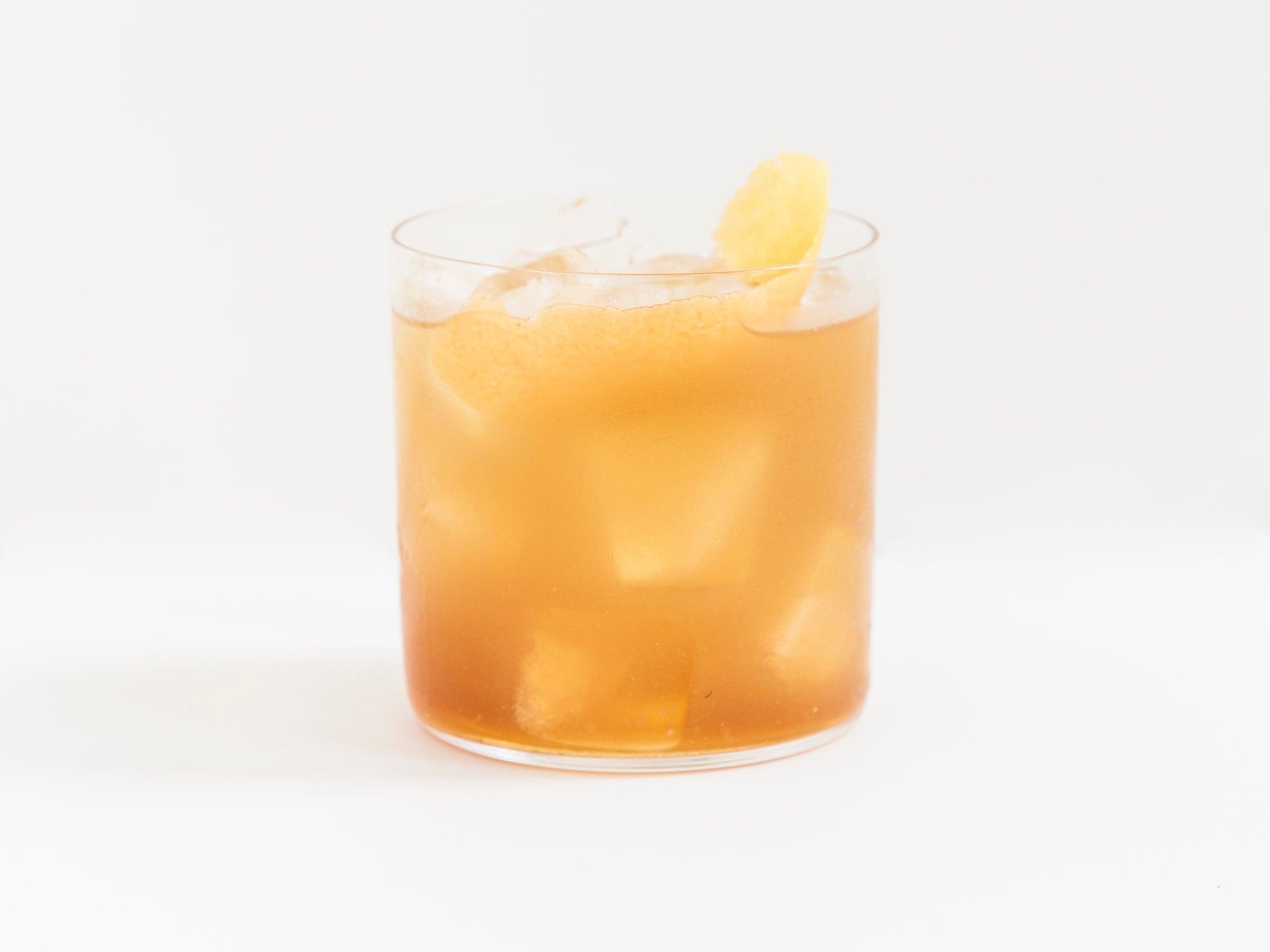 Last Pontoon Cocktail