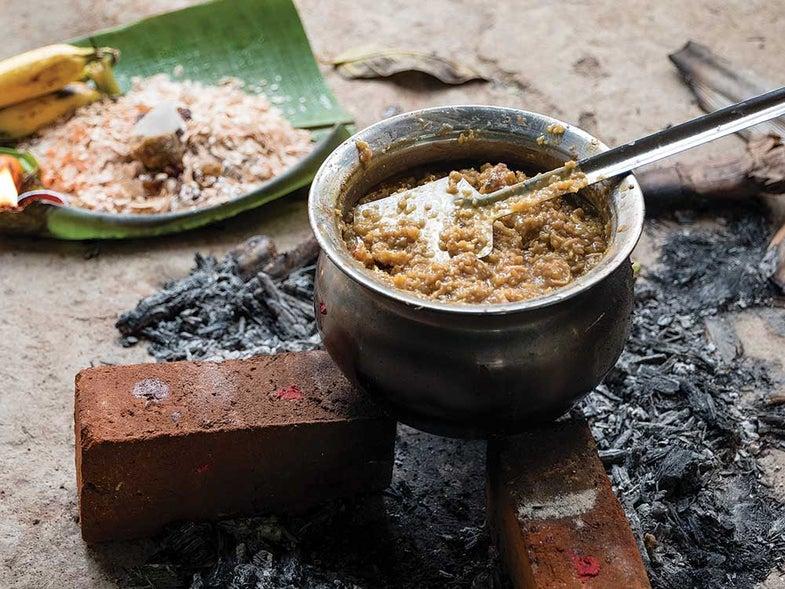 Indian Sweet Coconut Porridge (Pongala)