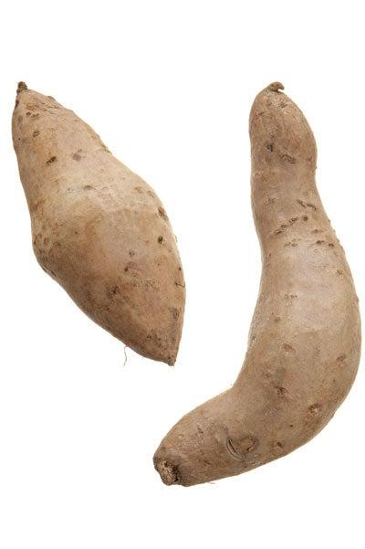 Okinawa sweet potato