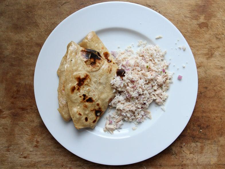 Maldivan Breakfast (Mas Huni)