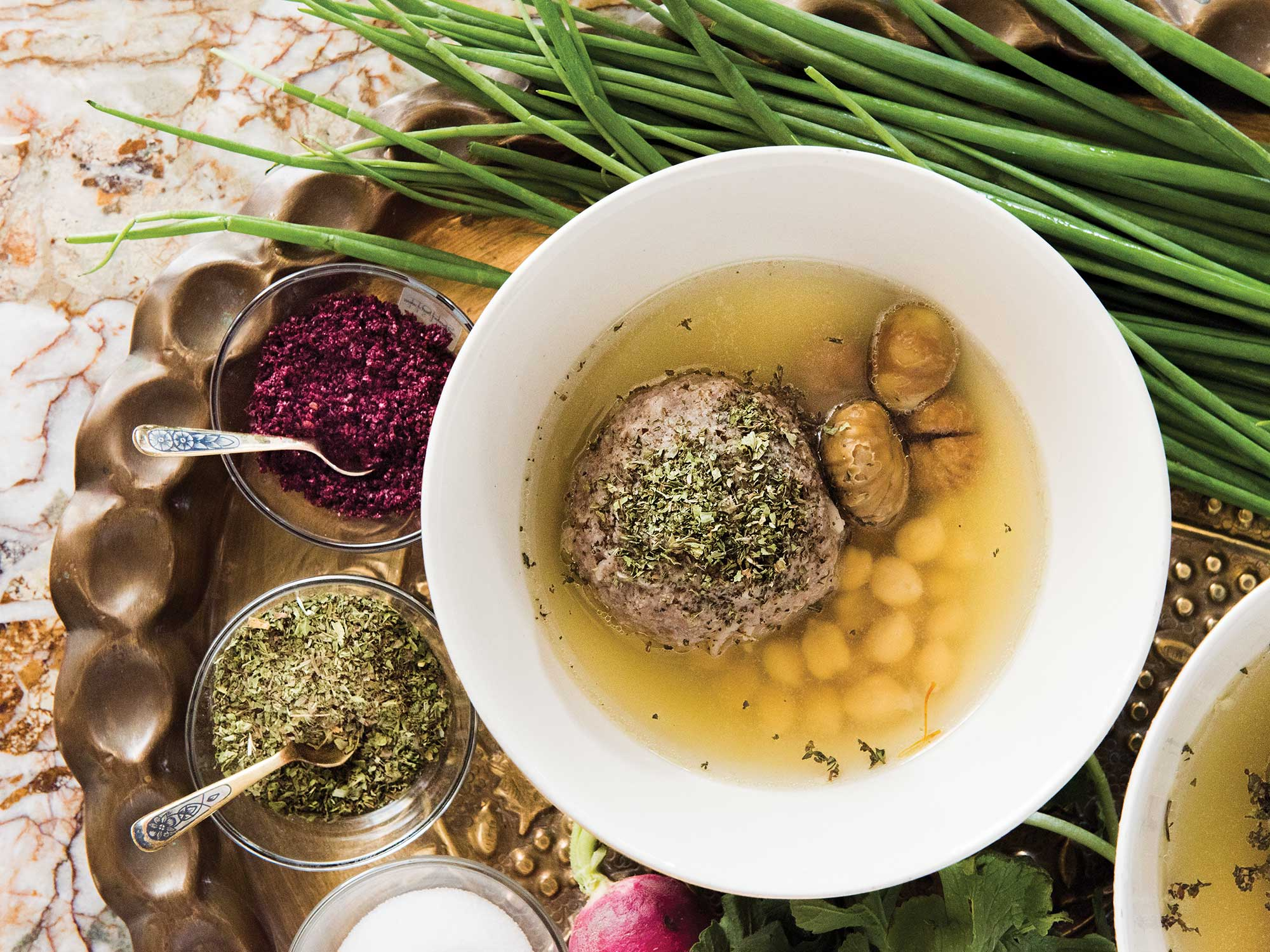 Go Make This Magical Stuffed Meatball Soup