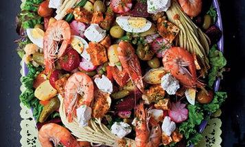 Saintly Salad: Guatemalan Fiambre