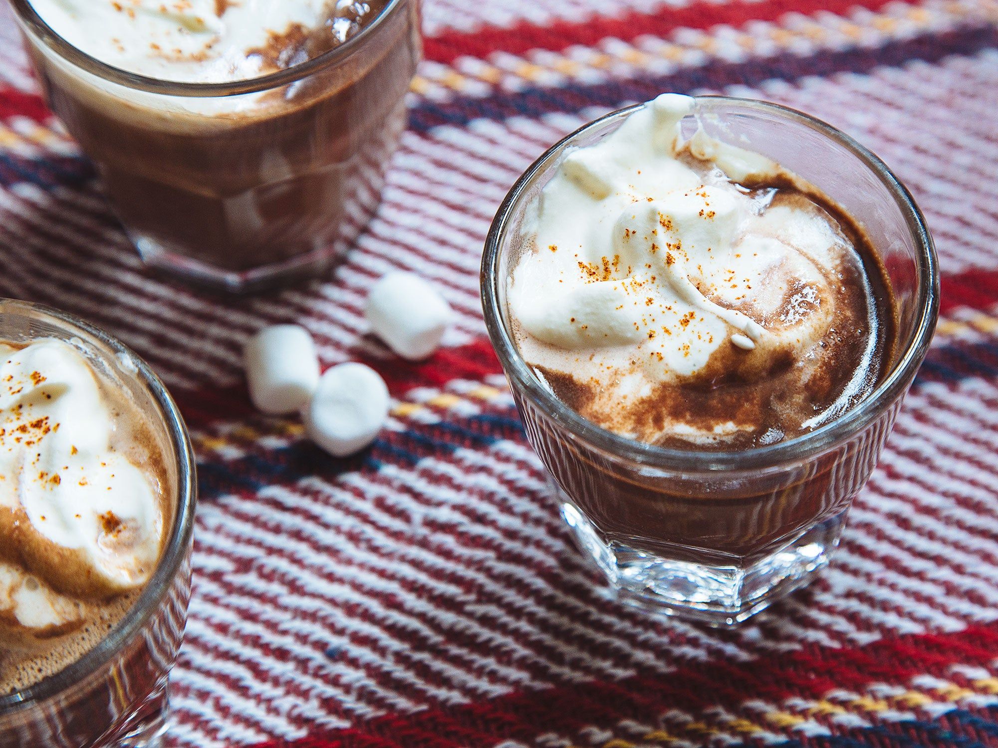 Spicy Hot Chocolate with Fermented Chile Paste