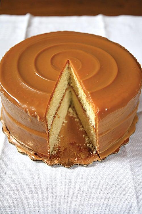 Rose's Famous Caramel Cake
