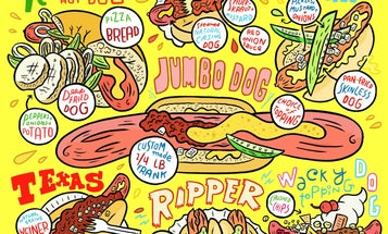 The Complete Guide to New Jersey's Crazy Hot Dogs, and Where to Find the Best