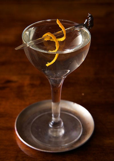 Original Dry Martini