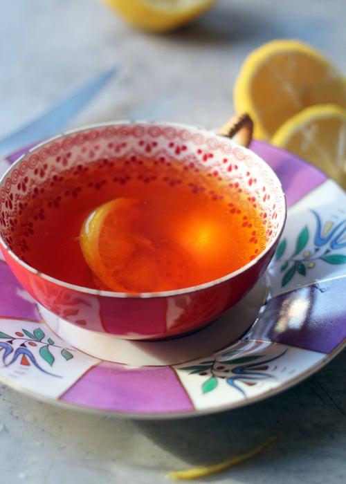 Hot Chai Toddy