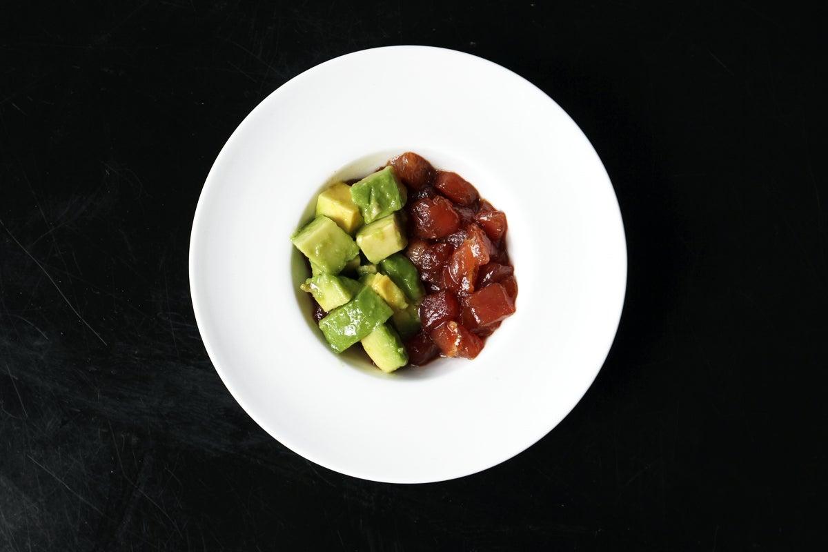 Tuna Tartare with Avocado