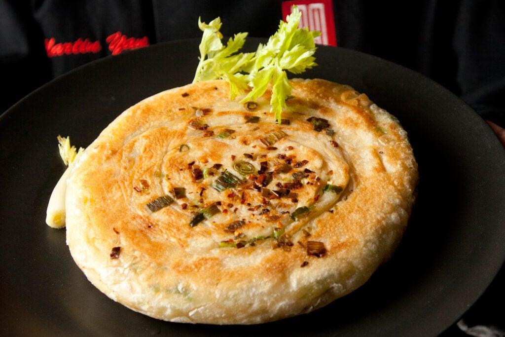 Scallion Pancakes (Cong You Bing)