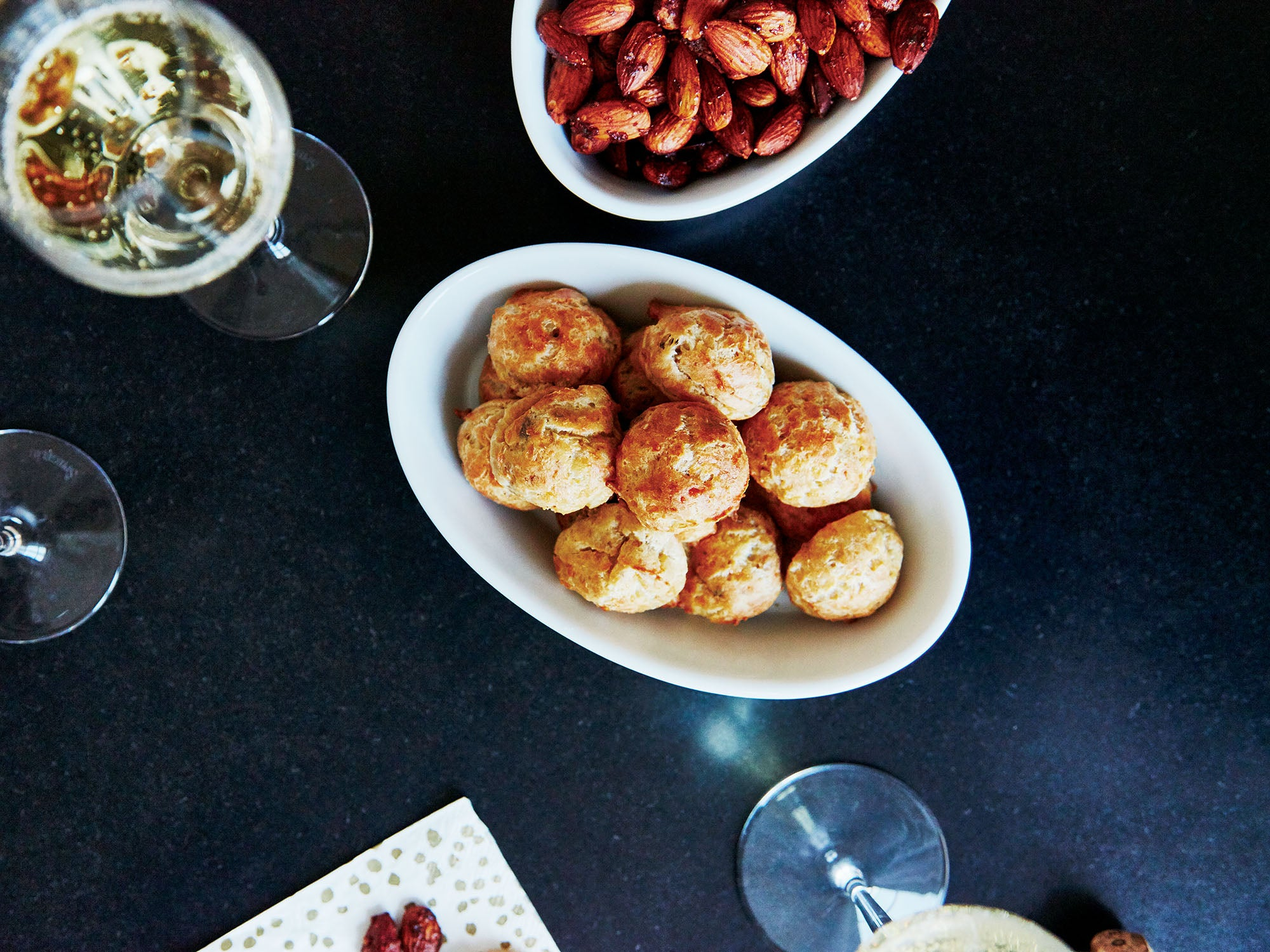 Make These Fancy Riffs on Party Snacks to Treat Yo'self
