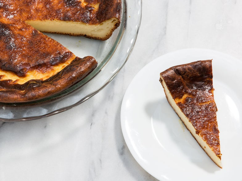 Gascon-Style Flan (Gâteau Millasson)
