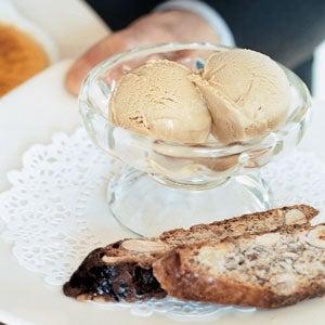 Burnt Cream Ice Cream