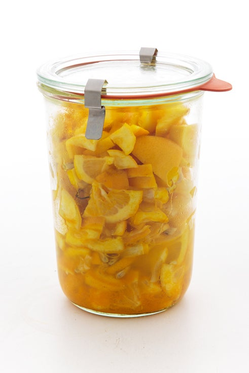 Spicy Lemon Pickle