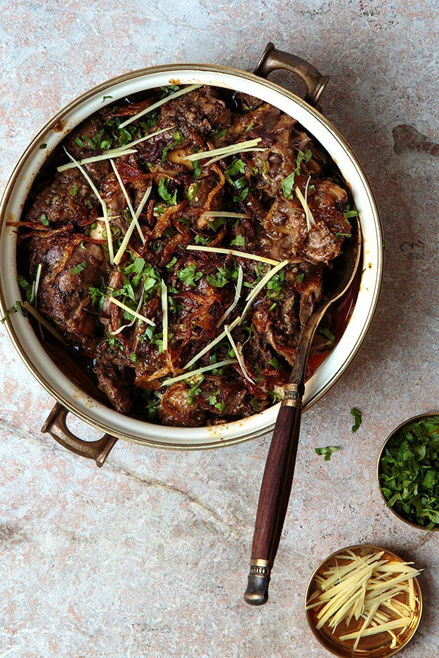 Making Your Own Spice Blend is Worth it for This Slow-Cooked Lamb