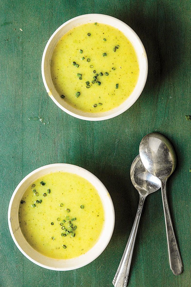 Makombu Squash Soup