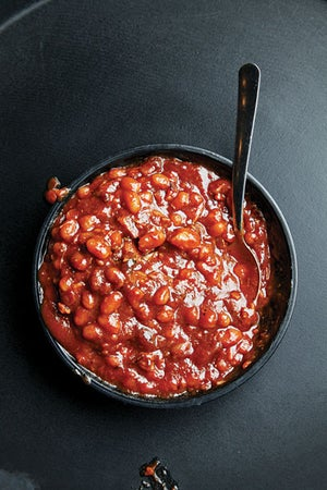 Baked Beans and Summer Slaws