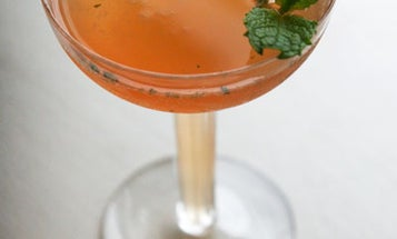 Friday Cocktails: The Apricot Blossom
