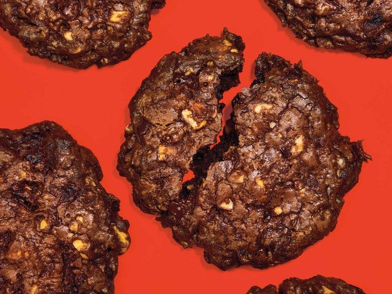 Chocolate Chunker Cookies