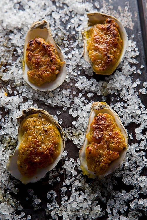 Brigtsen's Oysters LeRuth