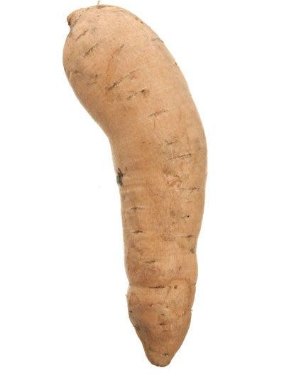 heirloom envy sweet potato